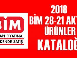 Bim 28-21 Eylül 2018 Aktüel Ürünler Kataloğu