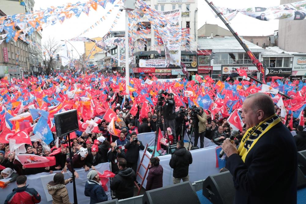Cumhurbaşkanı Erdoğan Ağrı'da galerisi resim 3