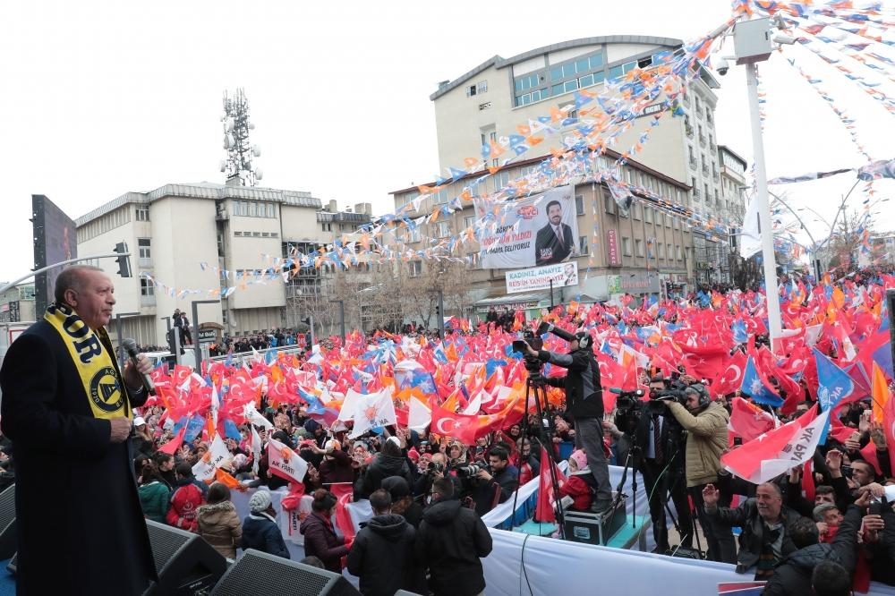 Cumhurbaşkanı Erdoğan Ağrı'da galerisi resim 4