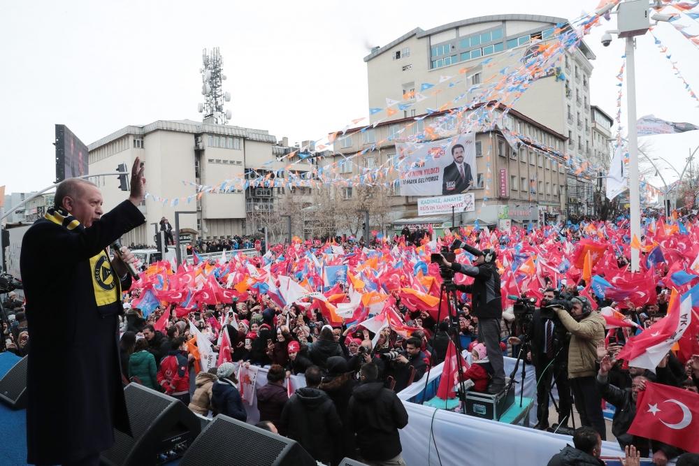 Cumhurbaşkanı Erdoğan Ağrı'da galerisi resim 6