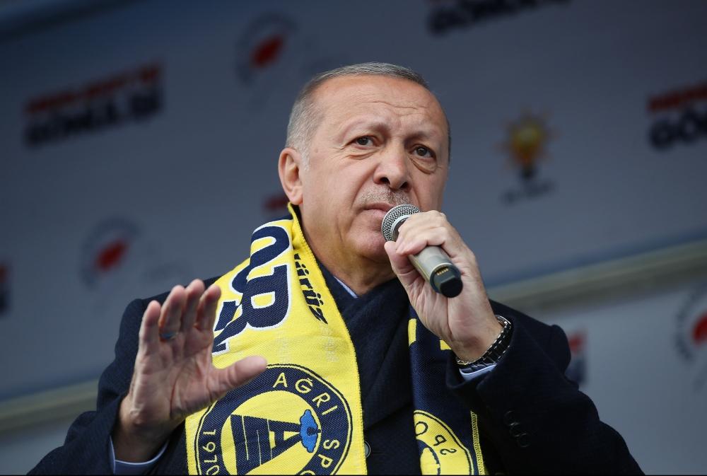 Cumhurbaşkanı Erdoğan Ağrı'da galerisi resim 7