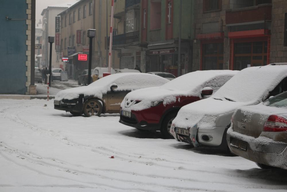 Ağrı'da kar manzaraları galerisi resim 12