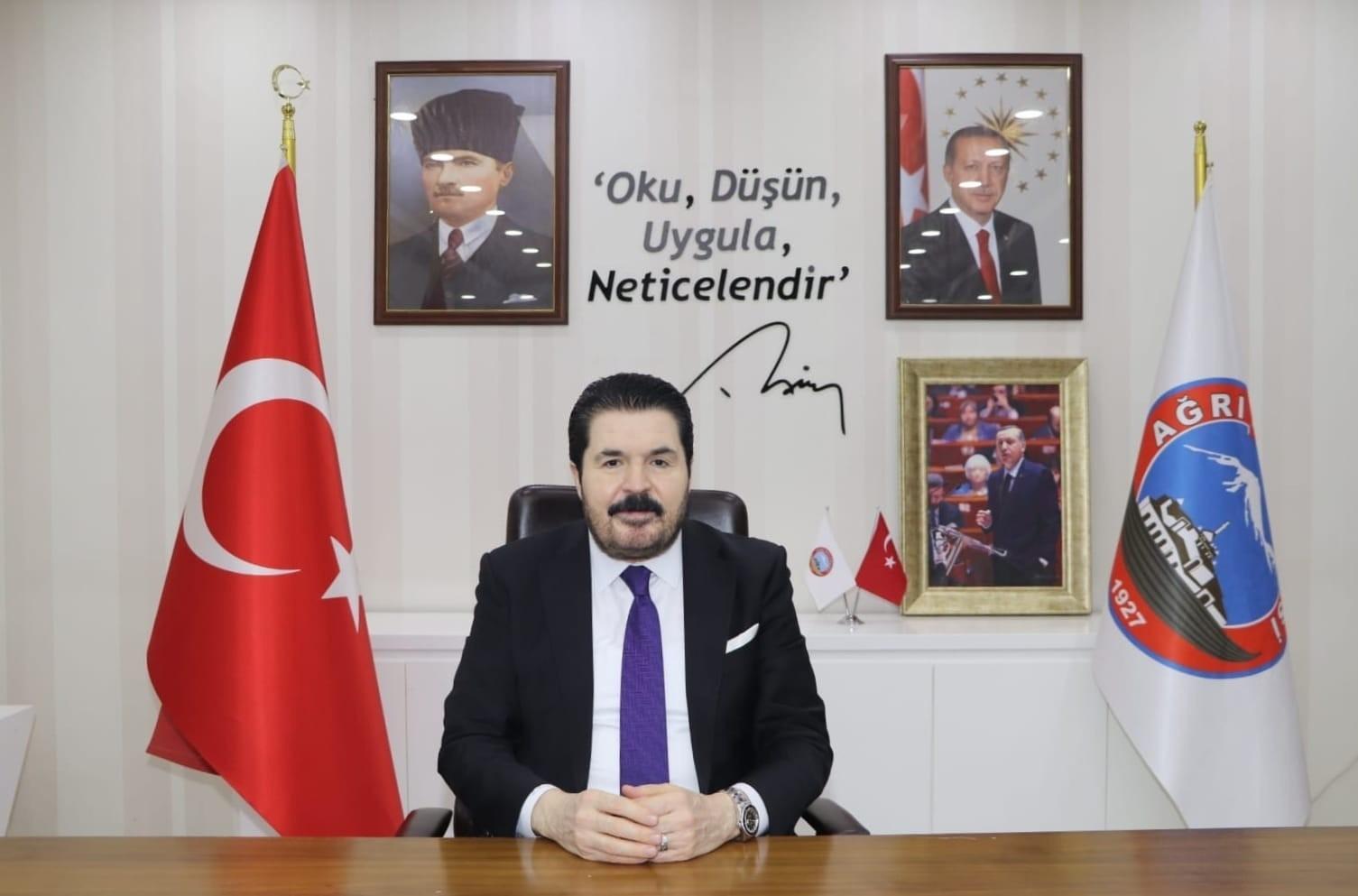 Başkan Sayan, HDP'li Koç'un iddialarına cevap verdi