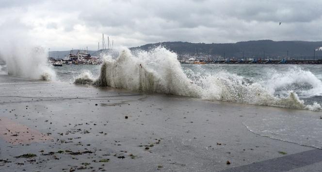 Bursa'da deniz seferleri iptal edildi