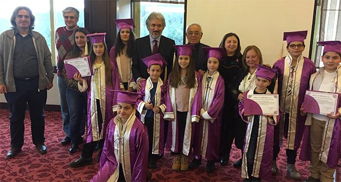 Maltepe Üniversitesinde mezuniyet heyecanı
