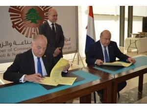 Lübnan ve Hollanda, ekonomik alanda anlaşma imzaladı