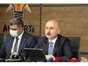 """""""Kanal İstanbul ile orta koridor hedefimiz daha da güçlenecek"""""""