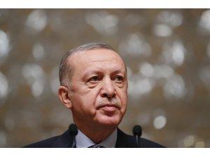"""Cumhurbaşkanı Erdoğan: """"Gelin 6 ülke bir platform oluşturalım"""""""