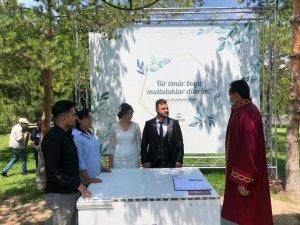 Normalleşme ile birlikte nikah sayıları arttı