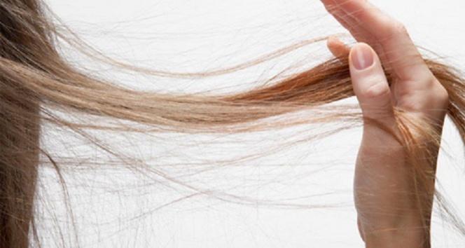 Dökülen saçlara çözüm