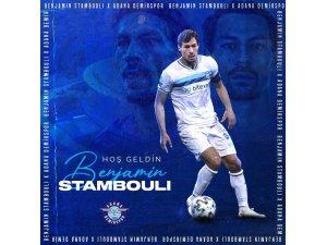 Adana Demirspor Benjamin Stambouli'yi transfer etti