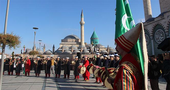 Türkiye en çok Mevlana'yı ziyaret etti