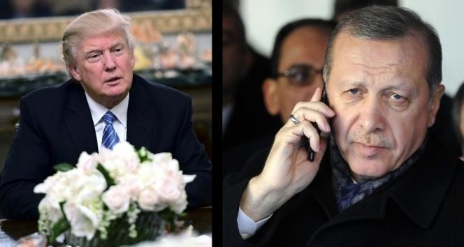 Cumhurbaşkanı Erdoğan Trump ile görüşecek