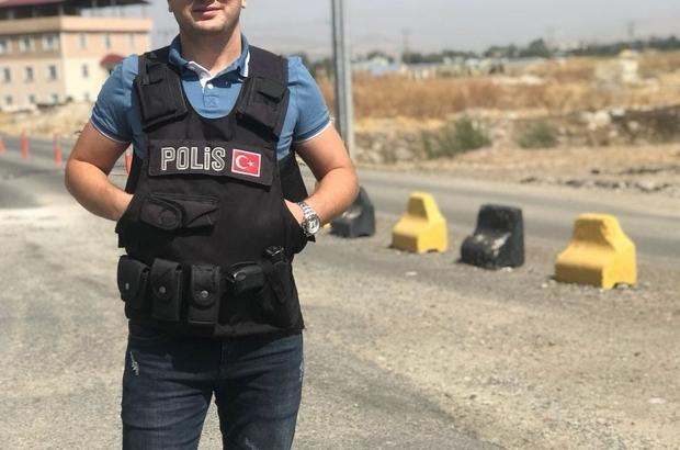 Kazada şehit olan polis memuru Taşköprü,  son yolculuğuna uğurlandı