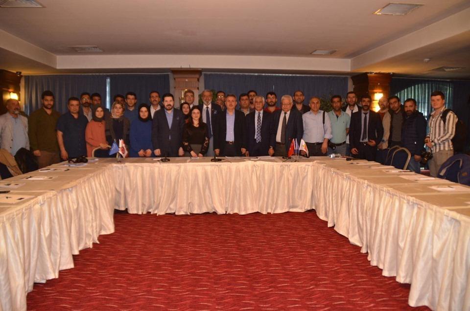 Ağrı'da Medya İçin Demokrasi / Demokrasi İçin Medya Konferansı Verildi