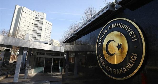 Türkiye'den Çipras'a sert tepki