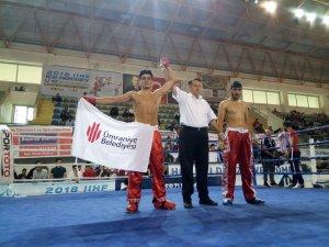 Ümraniyeli Türkiye şampiyonu gözünü Avrupa'ya dikti
