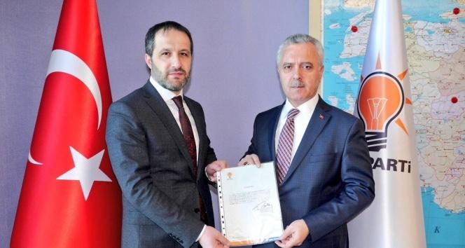 AK Parti Hakkari İl Başkanı atandı