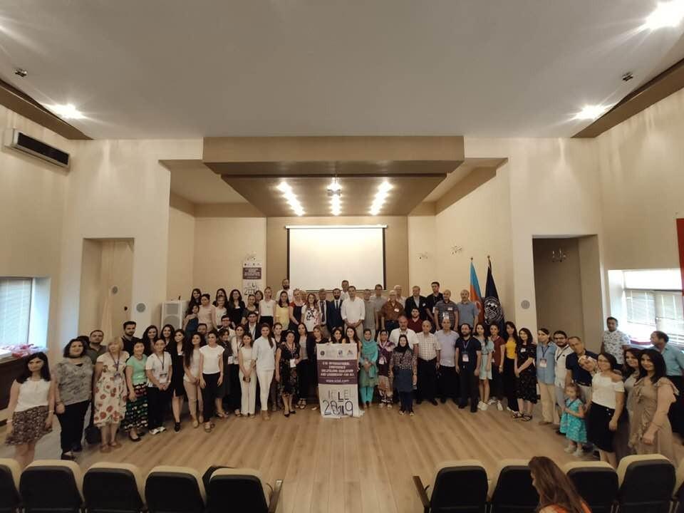 Ağrı İÇÜ İşbirliğiyle ICLEL 2019 konferansı tamamlandı