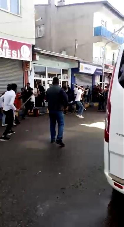 Ağrı Diyadin'de Aşiret kavgası
