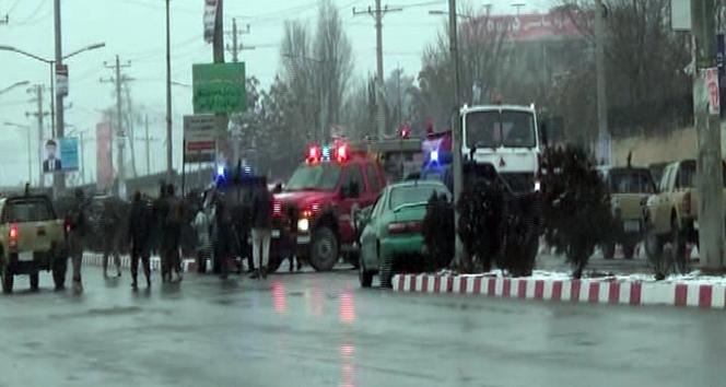 Kabil'de bir saldırı daha