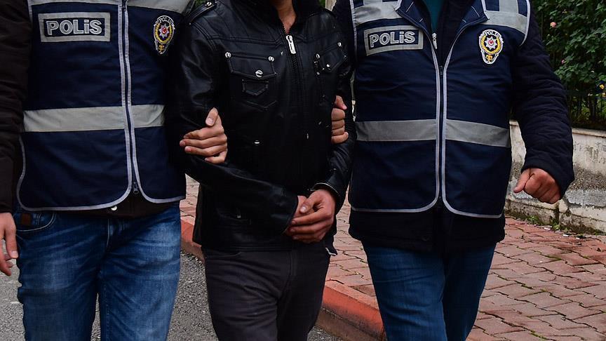 Patnos'ta 8 kişi gözaltına alındı