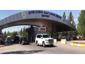 Türk ve ABD'li askeri yetkiler Şanlıurfa'da