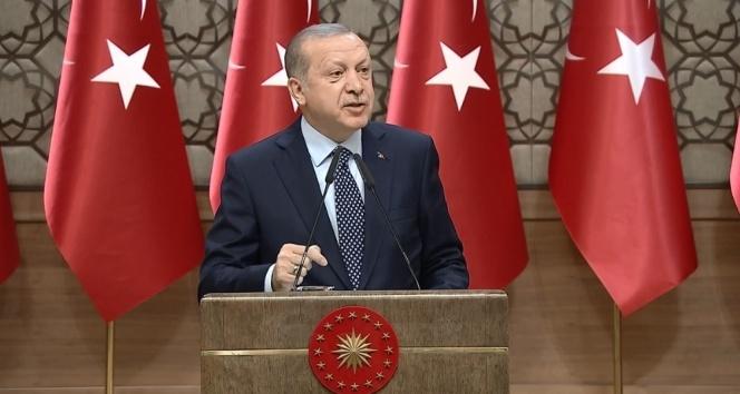 Cumhurbaşkanı Erdoğna'ın ziyareti ertelendi