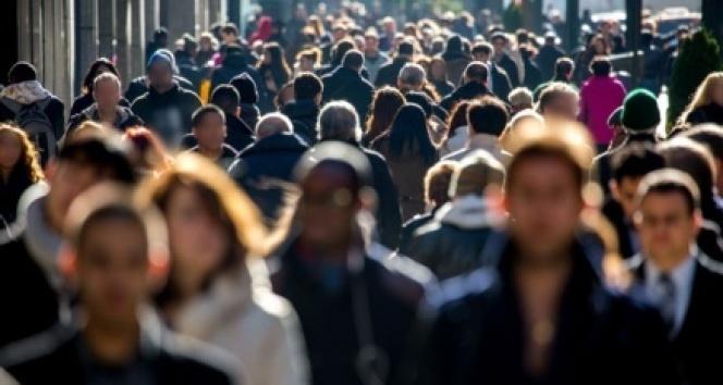 Türkiye nüfusu arttı