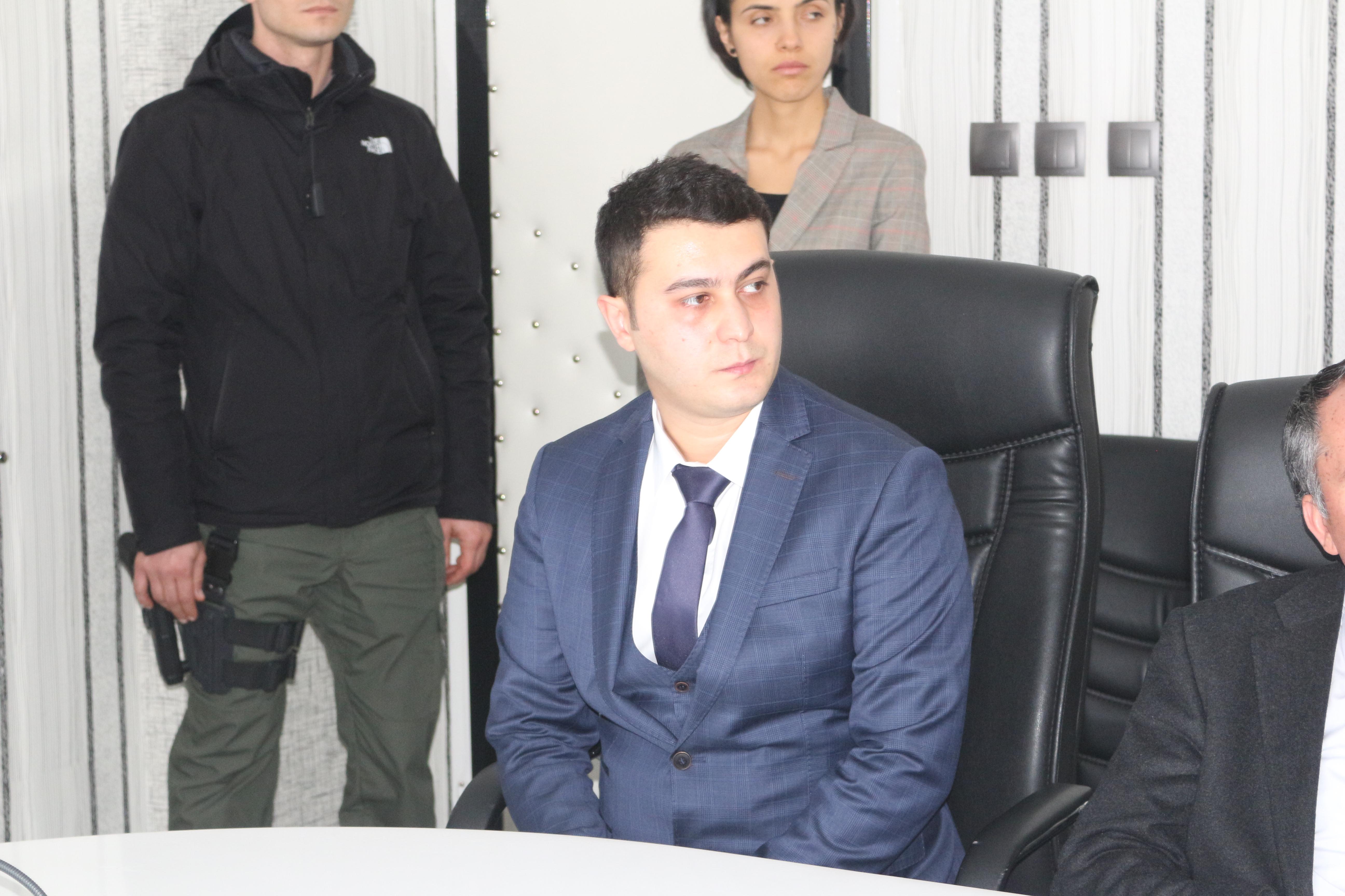 15 Temmuz gazisine madalyayı  Vali Elban verdi