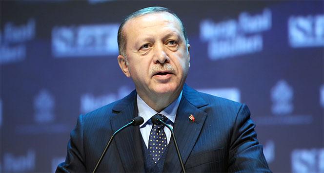 Cumhurbaşkanı Erdoğan'dan HDP'ye sert tepki
