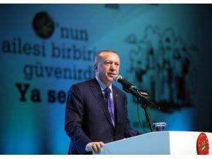 """""""İslam kardeşliğinin sınırı yoktur, hiç kimse bizim aramıza ayrılık tohumu ekemez"""""""