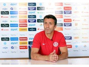 Antalyaspor'da Bülent Korkmaz'dan veda mesajı