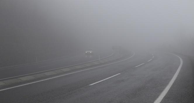 Zongulda'ta sis etkili oluyor