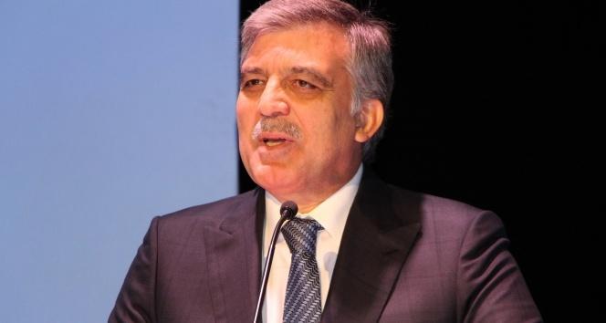 Eski Cumhurbaşkanı Gül'den Afrin mesajı