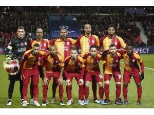 Galatasaray'dan Avrupa'ya erken veda