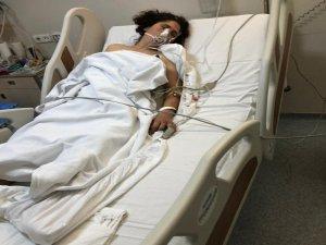 Cani koca eşini öldüresiye dövdü, kız kardeşleri kurtardı