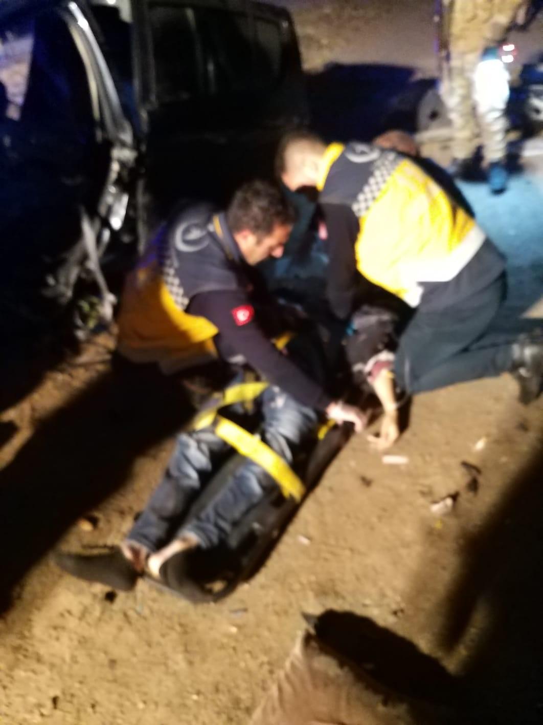 Ağrı'da Feci Kaza; 4 ölü