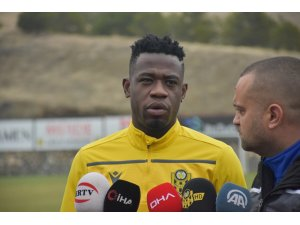 """Afriyie Acquah: """"Kaybettiğimiz maçı telafi etmek istiyoruz"""""""