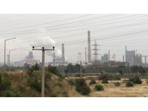 Demir Çelik Fabrikası'nda yaşanan patlama paniğe yol açtı