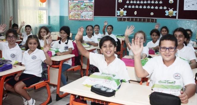 Okullarda ikinci dönem heyecanı