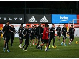 Beşiktaş, Yeni Malatyaspor maçı hazırlıklarını tamamladı
