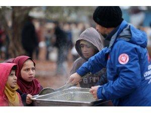 Türkiye'nin yardım eli sınır ötesine uzandı