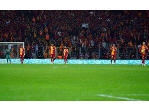 Galatasaray, rakip eksikken 6 gol yedi