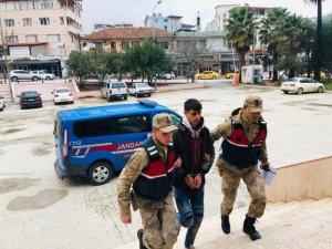 Hatay'da göçmen kaçakçısı 1 kişi tutuklandı