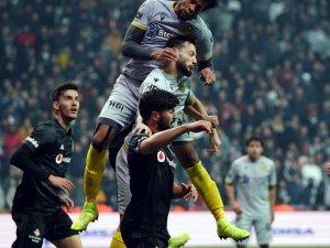 Süper Lig: Beşiktaş: 0 - Yeni Malatyaspor: 2 (Maç sonucu)