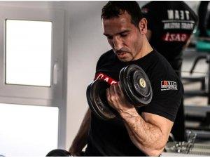 Fırat Arslan, dünya şampiyonluğu ve rekor maçı öncesi konuştu