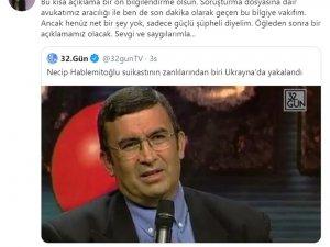 Doç. Dr. Necip Hablemitoğlu'nun eşinden açıklama
