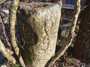 Zonguldak'ta Roma dönemine ait sütunlar ele geçirildi