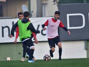 Manisa FK'da gözler kupa maçına çevrildi